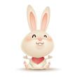 Zdjęcia na płótnie, fototapety, obrazy : Easter bunny