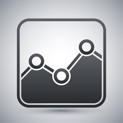 Vector stats icon
