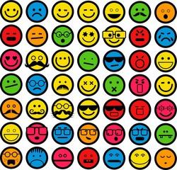 Color Emoticons