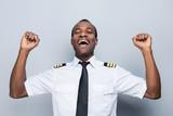 Successful pilot.