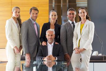 Managing team