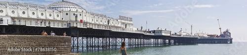 Papiers peints Attraction parc Brighton Pier - England