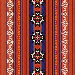 Ethnic traditional textile pattern