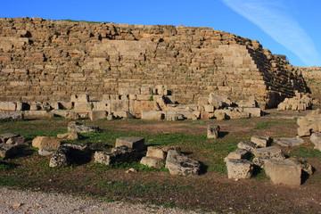 acropoli di selinute antica città greca trapani sicilia