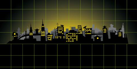 diagram city
