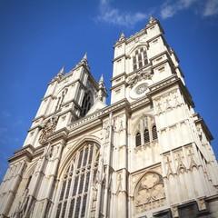 London landmark - Westminster Abbey