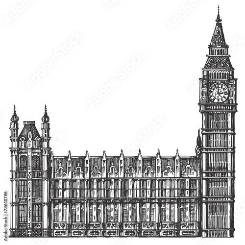 projekt-wektor-big-ben-odwzorowanie-londyn-lub-wielka-brytania
