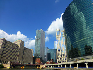 Buildings of Chicago.