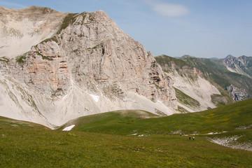 Monte Vettore da Forca Viola
