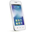 smartphone blanc - 78642379