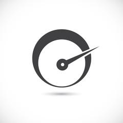 tachometer icon