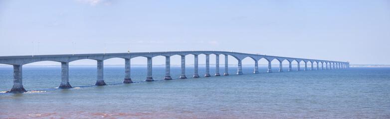 Confederation Bridge panorama