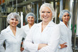pharmaceutical factory workers - 78643511