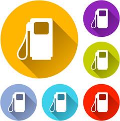 fuel pump icons