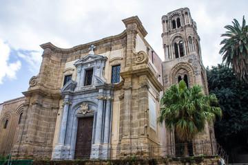 martorana church, in Palermo, Italy