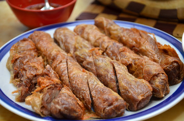 Five Spice Pork Rolls