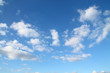 canvas print picture - Wolkenhimmel