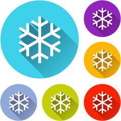 snow icons
