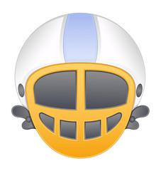 Sports Helmet Vector