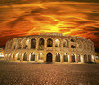 Arena of Verona at Sunset - Italy