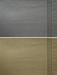 set texture of artificial leather background
