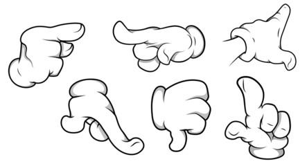 Hands Illustrations