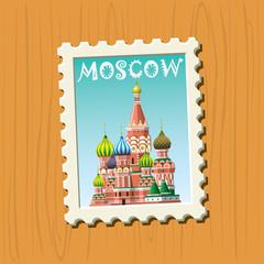 Kremlin stamp