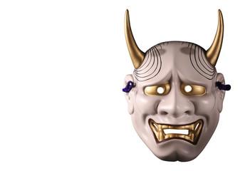 Diavolo Maschera Giapponese DX