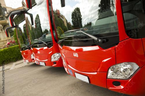 New modern city bus - 78647900