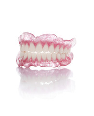 Set of Artificial Dentures