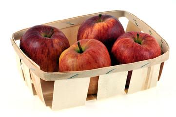 Cagette de pommes