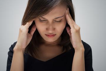 have a headache