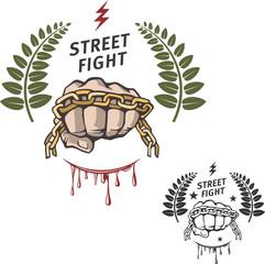 Street fight 2