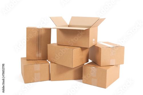 Kartons - 78652798