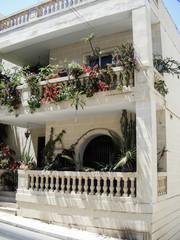 Malte, maison traditionnelle