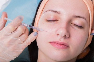 Injection therapy. Anti-aging injections