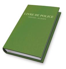 Livre de police (ventes et achats)