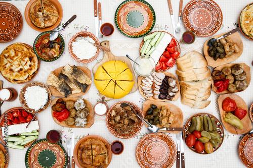 homemade moldavian food - 78658538
