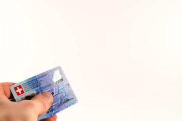 Swiss ID card