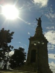 Il sole nel santuario