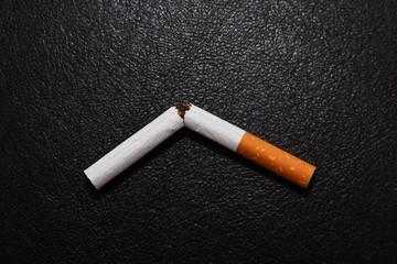 kırık sigara