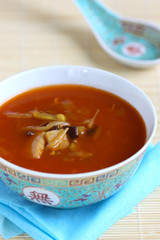 Chinese Peking soup