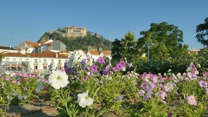 4K - Leiria on a sunny day (Portugal)