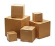 canvas print picture - Boxes