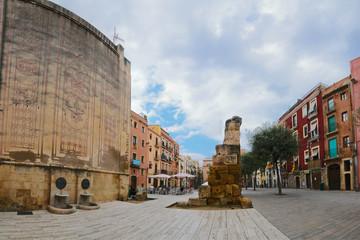 Walking streets of Tarragona