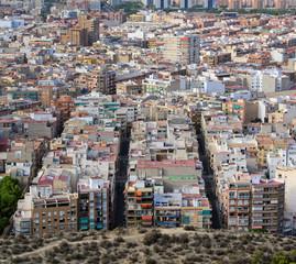 Alicante Cityscape