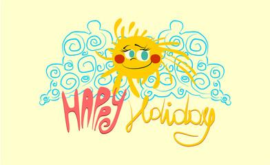 HAPPY HOLIDAY 1