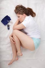 Female Diabetes in Depression
