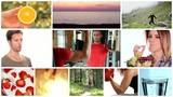 healthy life montage