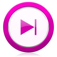 next violet icon
